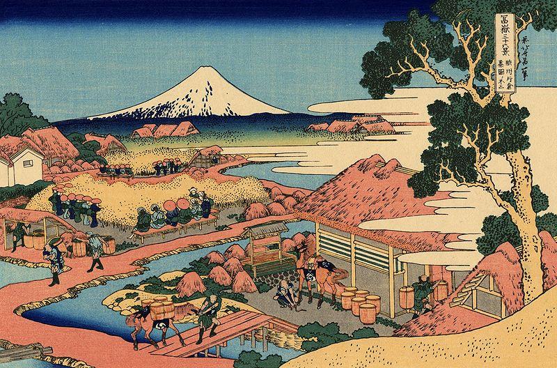 Unsere japanischen Grüntees